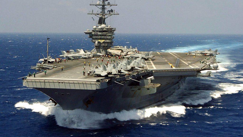 Us navy escort carrier uss gambier bay